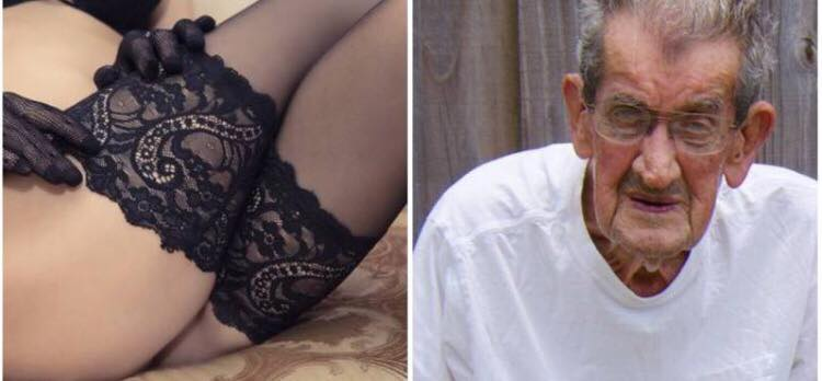 95-årig mand døde under samleje med sin kone - barnebarn efterlades i forargelse
