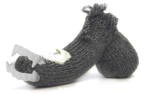 Mangler du en god idé til Halloween-udklædning? - Så har du nu muligheden for at pynte din sjover med en strikket 'cock sock'