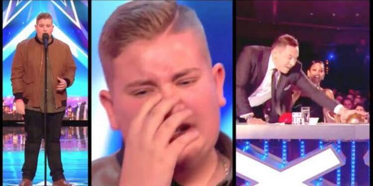 15-årige Kyles revanche over juryen: rørt til tårer efter utrolig fortolkning af 'Hallelujah'