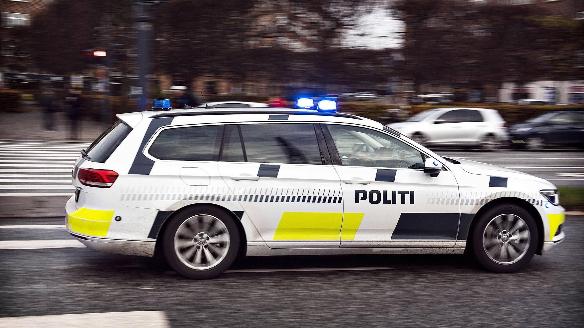 Politiet