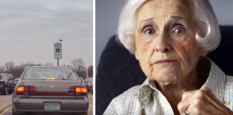 98-årig kvinde fik taget sit kørekort fordi ''hun var for gammel'' - så chokerede hun alle
