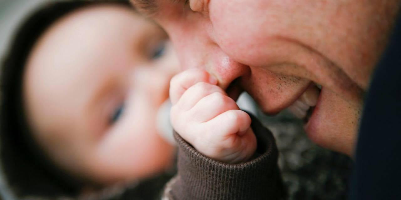 Her er 8 tydelige tegn på at din mand er klar til at blive far