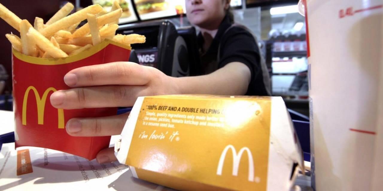 Nyhed på McDonald's: Nu kan du få kødfri burger
