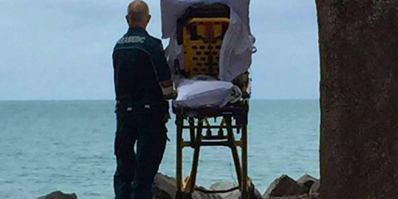 Døende kvinde får opfyldt sit aller sidste ønske: 'hun ville se havet en sidste gang'