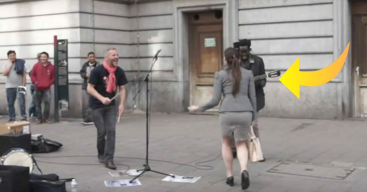 Gademusikantens