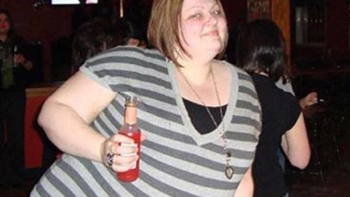 Hun vejede 170 kilo og indså straks hun måtte forandre sin livsstil - Se hendes forvandling i dag