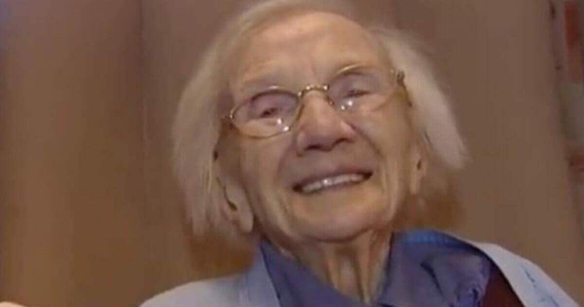 109-åriges