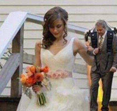 8 'anderledes' bryllupsbilleder i Rusland - nummer 4 gør en tom for ord