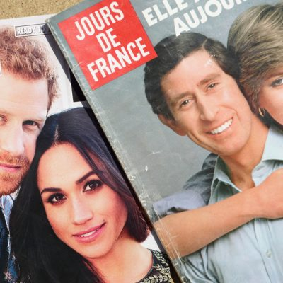 Rørende hyldest til Diana efter royalt bryllup - ''Hun havde været stolt''