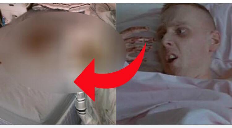 Han tog en pige med hjem fra byen om natten - morgenen efter vågnede han til et sandt mareridt!