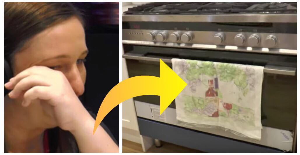 Ægtemand forlader højgravid kone med en enorm gæld - så finder hun en uventet gave i ovnen