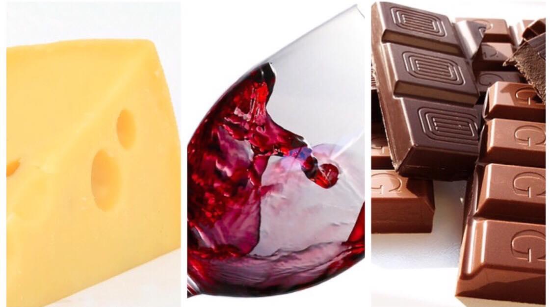 """Forskning: """"spis chokolade, ost og drik rødvin for at tabe dig''"""