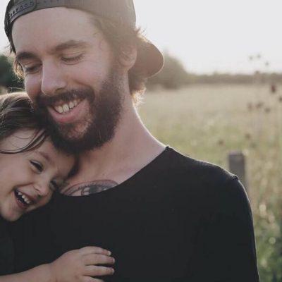 Ny forskning: En nærværende far, får kloge børn