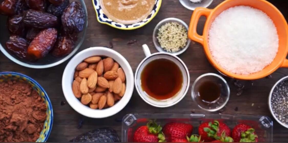 Opskrift: 5 sunde snack der smager syndigt