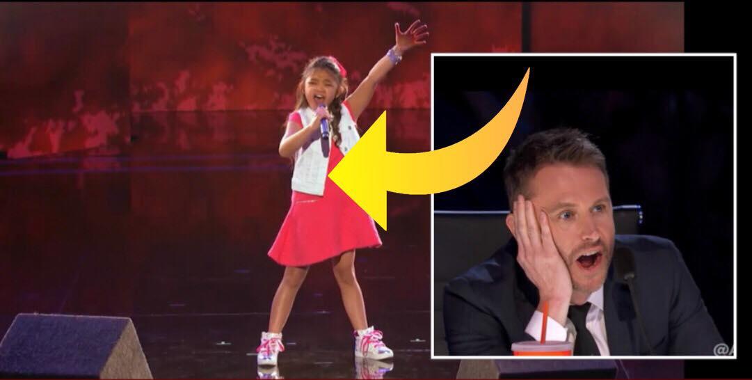 9-årig pige chokerer alle med stort talent inde for sang - klippet er set mere end 100 millioner gange!
