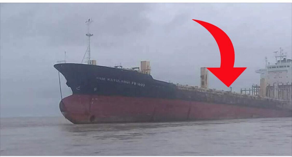 Skib har siden 2009 været sporløst forsvundet - nu er spøgelsesskibet på mystisk vis dukket op igen