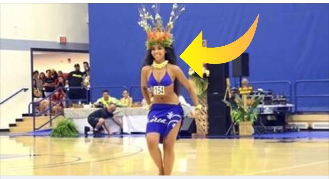 Ung kvinde gør alle mundlamme, da hun begynder at bevæge sine hofter på dansegulvet - se det utrolige klip