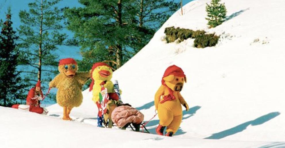 jubii citater Jubii ekstra julehygge i december: DR sender syv julekalendere i år! jubii citater