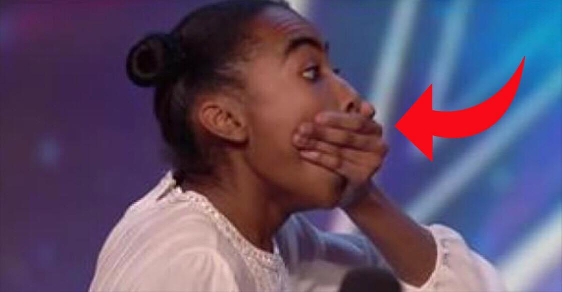 14-årig stiller op til audition ved talentprogram - En 39 sekunder lang optagelse blæser nu alle omkuld