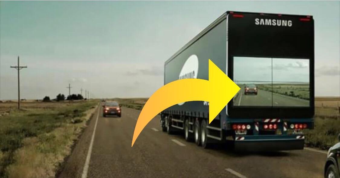 Bilist ville overhale lastbil - men hvad føreren så bagpå, gjorde at han med det samme blev bagved lastbilen
